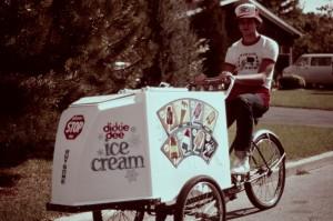 Dickie Dee bike