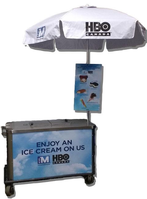 HBO Cart
